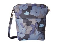 Pacsafe Citysafe Cx Anti Theft Convertible Crossbody Blue Orchid Cross Body Handbags