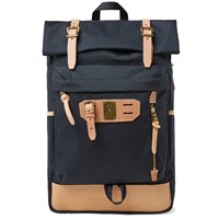 Master Piece Surpass Rolltop Backpack Blue