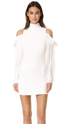 Aq Aq Azha Mini Dress White