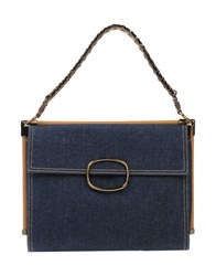 Roger Vivier Handbags Dark Blue
