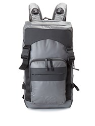 Y 3 Ultratech Reflective Backpack Grey
