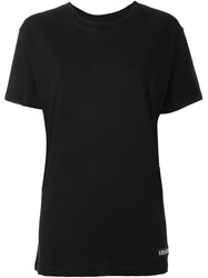 Les Artists Art Ists 'Virgil' T Shirt Black