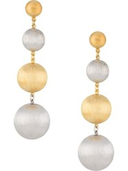 Eshvi Polished Ball Earrings 60
