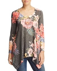 Nally And Millie Floral Print Tunic 100 Bloomingdale's Exclusive