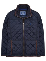 Joules Retreat Jacket Quilted Jacket Navy