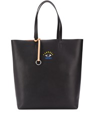 Kenzo Embroidered Eye Tote Bag 60