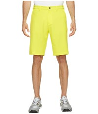Adidas Ultimate Shorts Vivid Yellow Men's Shorts Black