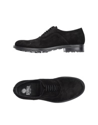 Enrico Fantini Lace Up Shoes Black