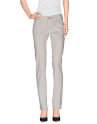 Htc Trousers Casual Trousers Women Ivory