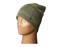Bula Riki Beanie Heather Grey Beanies Gray