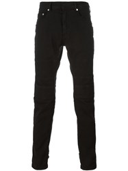Neil Barrett Slim Fit Lightweight Jeans Black