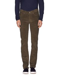 Armata Di Mare Trousers Casual Trousers Men Military Green