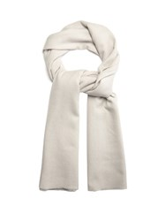 Denis Colomb Travel Cashmere Scarf Grey