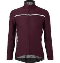 Castelli Perfetto Cycling Jersey Burgundy