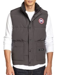 Canada Goose Freestyle Puffer Vest Tan White Navy Black Grape