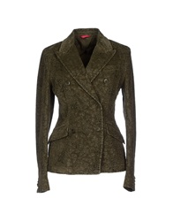 Manuel Ritz Blazers Dark Green