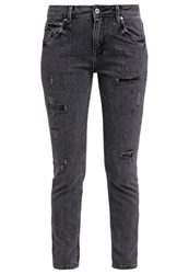 Pepe Jeans Vagabond Relaxed Fit Jeans Black Denim