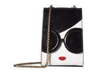 Alice Olivia Stace Face Phone Shoulder Bag Multi Handbags