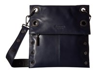 Hammitt Lsm Rev Black Juniper Gunmetal Cross Body Handbags