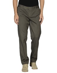 Paul And Shark Trousers Casual Trousers Men Dark Green