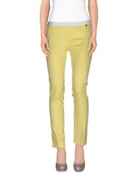 Massimo Rebecchi Trousers Casual Trousers Women Yellow