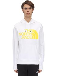 The North Face Standard Sweatshirt Hoodie White