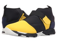 Marni Color Block Neoprene Sneaker Sandal Hybrid Mustard Men's Shoes Yellow