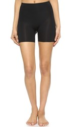Spanx Thinstincts Targetered Girl Shorts Very Black