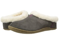 Sorel Nakiska Shale Women's Slippers Brown