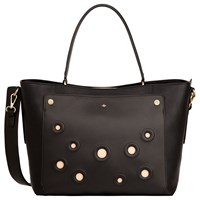 Nica Heidi Shopper Bag Black Rings
