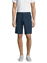 Hawke And Co Textured Hybrid Shorts Dark Grey