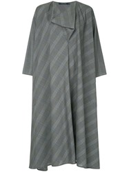 Sofie D'hoore Shift Shirt Dress Grey