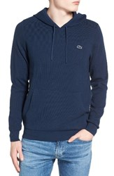 Lacoste Men's Milano Stitch Hoodie Ship
