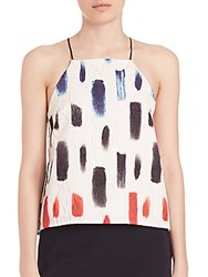 Milly Trapeze Camisole Multicolor