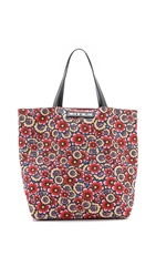 House Of Holland Tote Amaze Reversible Tote Flower Multi