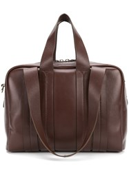 Corto Moltedo Costanza Tote Nappa Leather Brown