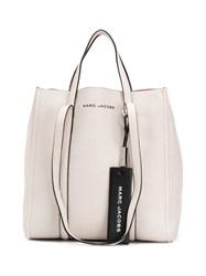 Marc Jacobs The Tag Tote Bag White
