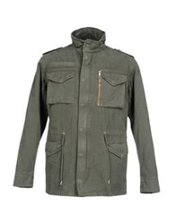Department 5 Jackets Military Green