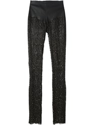 Haider Ackermann 'Varukers' Leggings Black