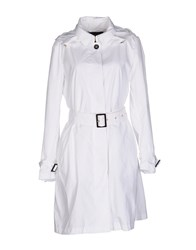 Allegri Overcoats White