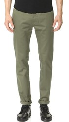Wings Horns West Point Chinos Military Green