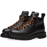 Buttero Zeno Leather Hiking Boot Black