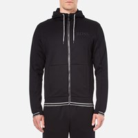 Hugo Boss Green Men's Saggy Hoody Black