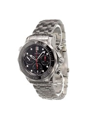 Omega 'Seamaster Diver' Analog Watch Stainless Steel