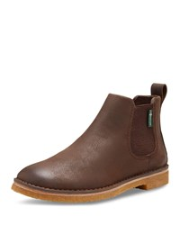 Eastland Edison 1955 Leather Chelsea Boots Brown