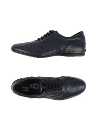 Alexander Hotto Footwear Low Tops And Trainers Men Dark Blue