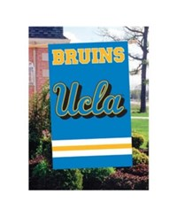 Party Animal Ucla Bruins Applique House Flag Team Color
