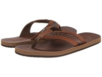 Flojos Brady Cognac Men's Sandals Tan