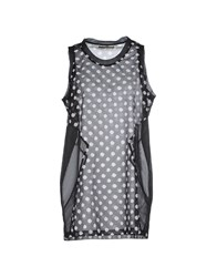 Amaranto Topwear Vests Women Black