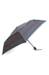 Shedrain Windpro Auto Open And Close Umbrella Blue Nord Heart